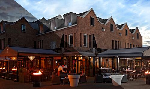 Image retouch Hotel De Schout in Denekamp. Grafische beeldbewerking & retoucheren door Slize