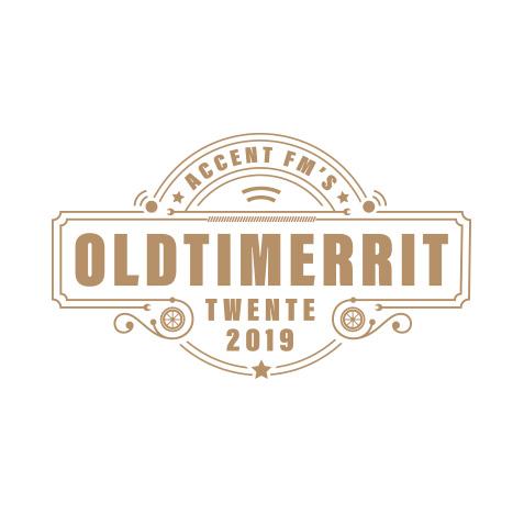 logo ontwerp Ootmarsum | Logofolio deel 5 x logo Accent FM Oldtimerrit