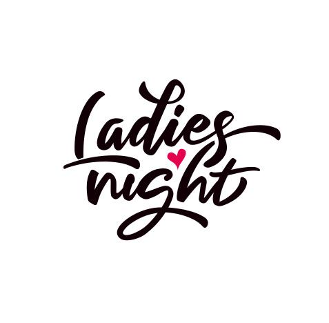 Ladies night - logo creatie - logo ontwerp van Slize voor Overdinkel Twente
