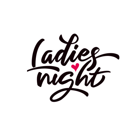 logo ontwerp Ootmarsum   Logofolio deel 5 x logo Trefhuus, Ladies Night