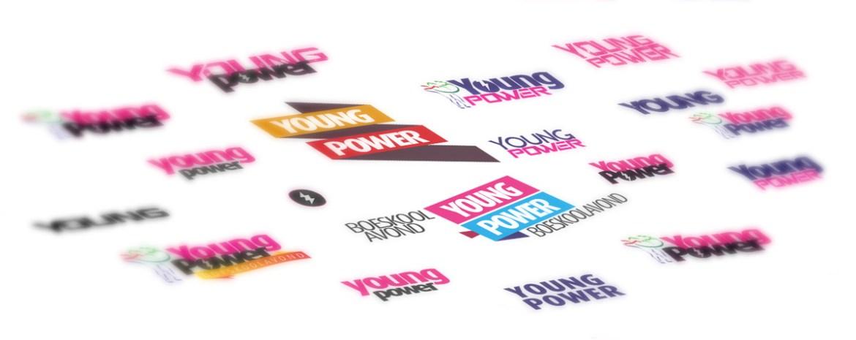 Huisstijl logo ontwerpen, schetsfase