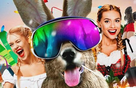 Artwork poster en flyer Apres Ski Party Enschede / Losser