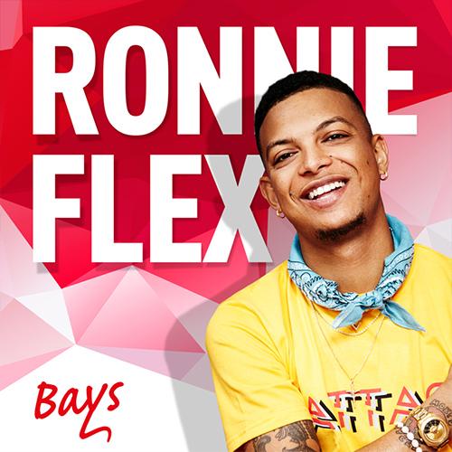ronnie flex social meda post | bays reutum