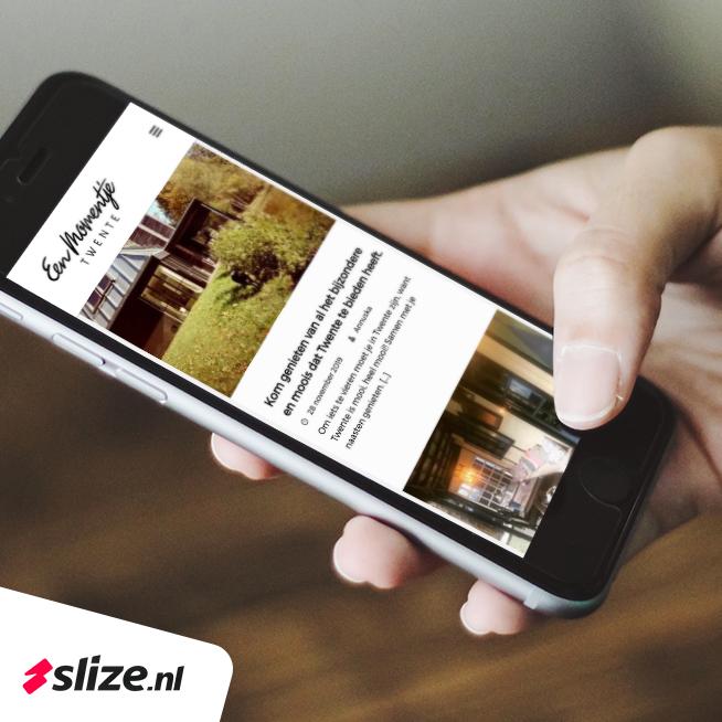 Starters website maken in Oldenzaal