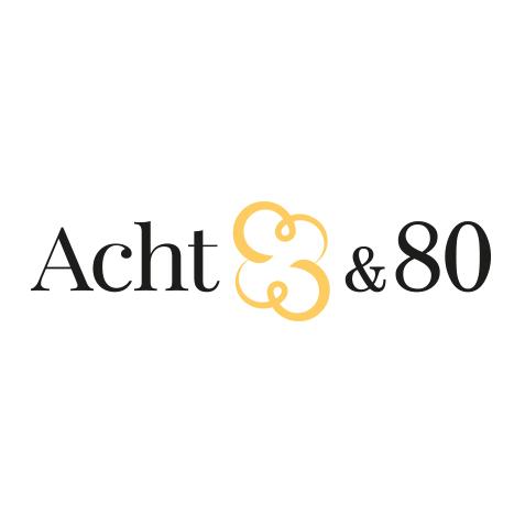 88 - Acht en 80 logo maken Oldenzaal