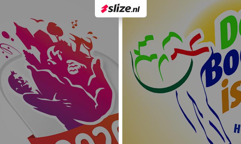 Grafisch ontwerp oldenzaal | Boeskool is Lös en Glimlach van Twente