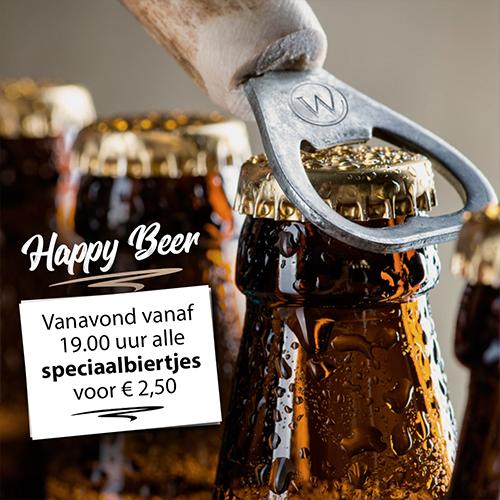 Happy Beer Denekamp - social media afbeelding maken