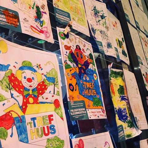 Carnavals kleurplaten wedstrijd - Carnavalesk Overdinkel