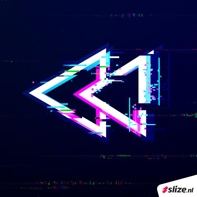 Slize Oldenzaal rewind, grafisch design 2019 portfolio