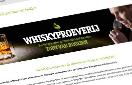 Online content verzorgen   Website beheer uitbesteden - website slijterij de smorre Oldenzaal