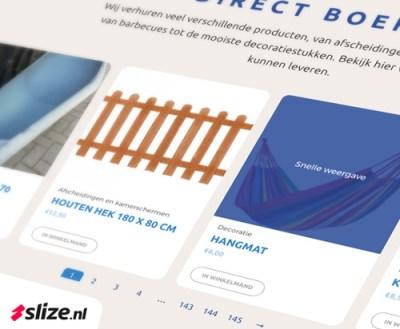 Wordpress webshop maken Oldenzaal