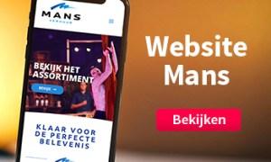 Website maken Mans Verhuur Oldenzaal
