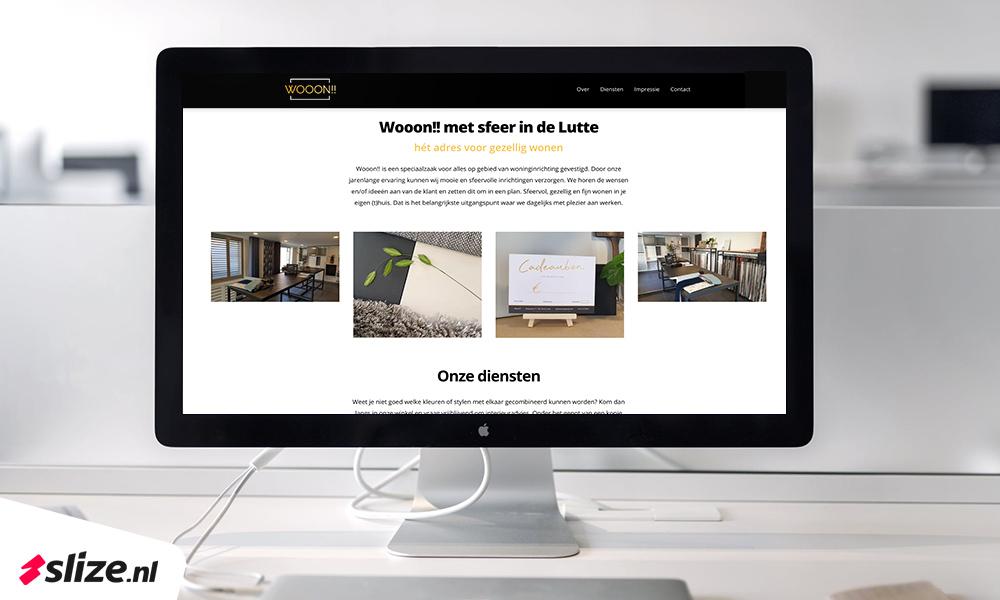 Ook een goedkope wordpress website laten maken? Webdesign van Slize Oldenzaal
