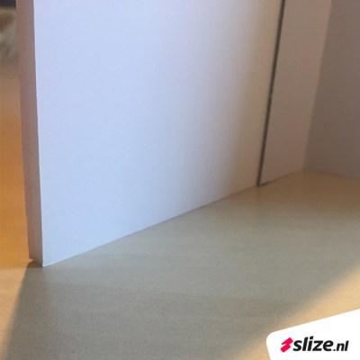 Licht gewicht plaat materiaal bedrukken met standaard