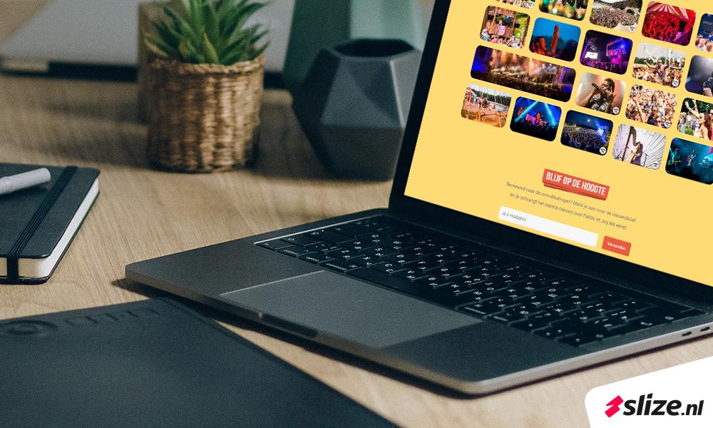Webdesign Oldenzaal - Wordpress event website maken - Foto Galerij