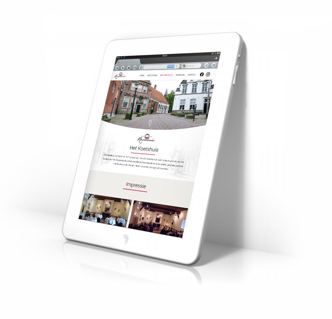 Webdesign Oldenzaal - Responsive wordpress website laten maken