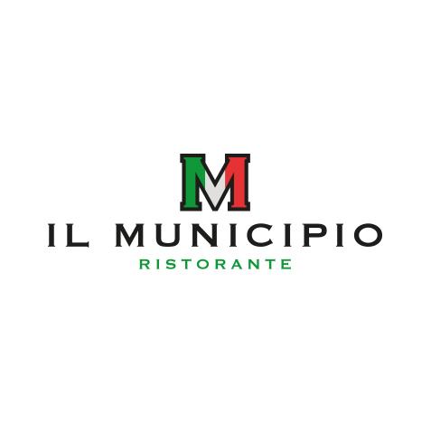 Logo Ristorante Il Municipio Denekamp - Bedrijfslogo ontwerpen