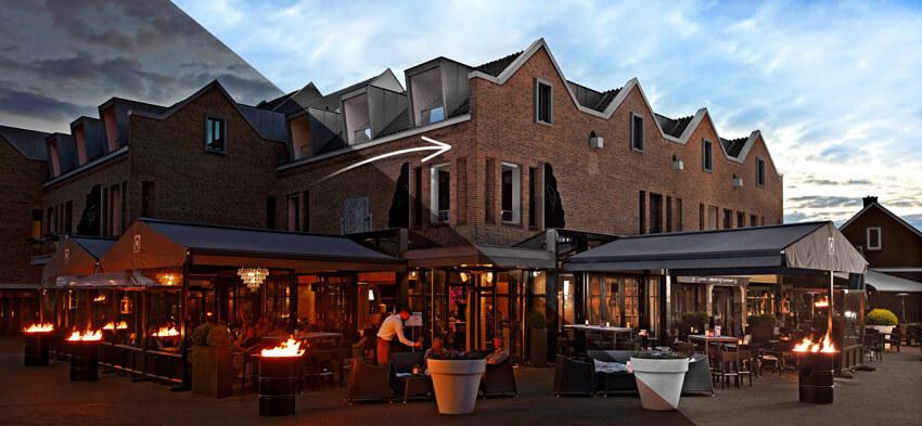 Lichter maken en een foto verbeteren in photoshop - Hotel De Schout Denekamp
