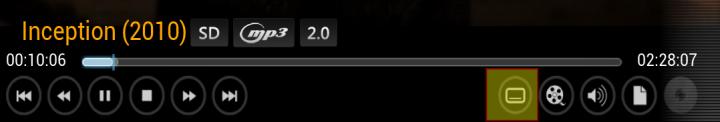 xbmc subtitles