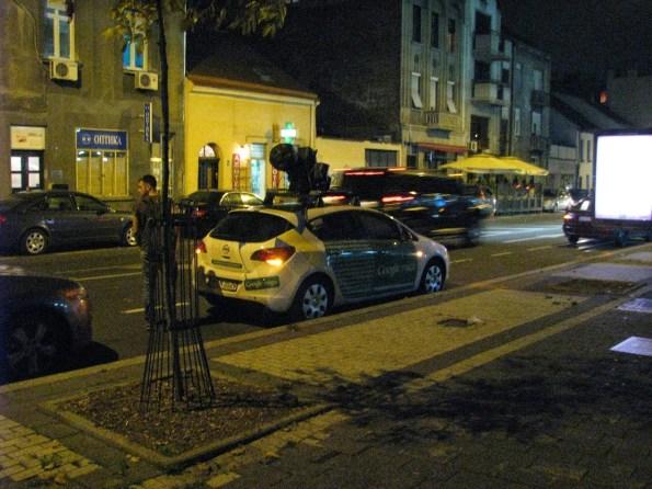 google street view Srbija