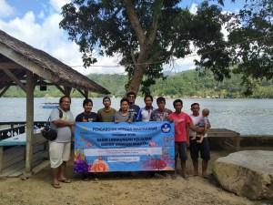 Program Studi Sains Lingkungan Kelautan – ITERA melakukan Pengabdian Kepada Masyarakat di Teluk Kiluan, Kabupaten Tanggamus.