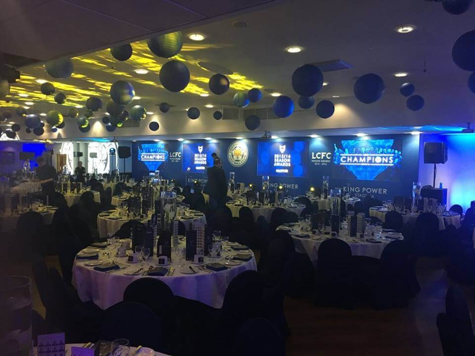 Leicester City Players Awards