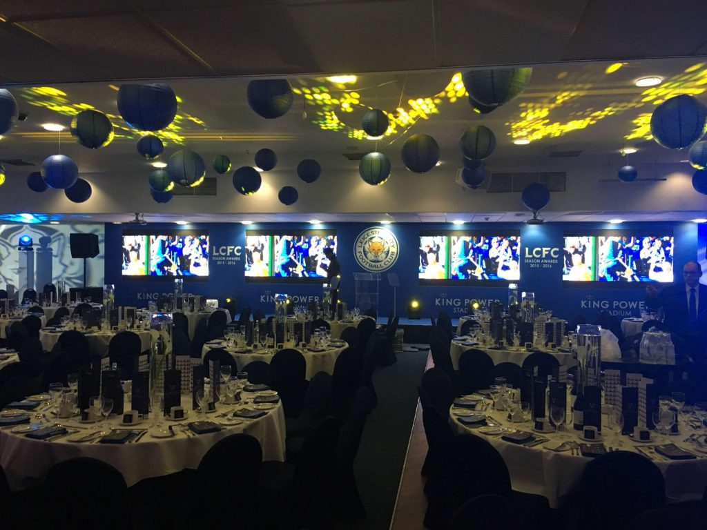 Leicester City Players Awards Presentation