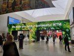 World Travel Market LED Archway 3