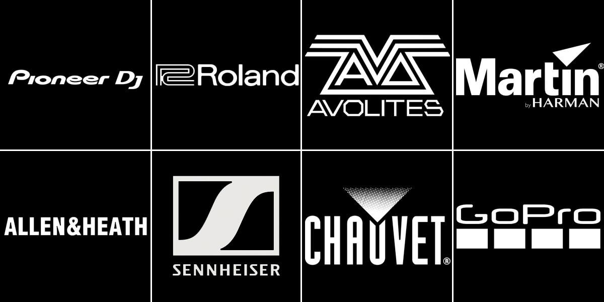 dj livestream studio brands