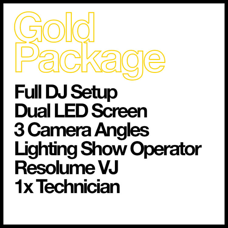 Gold Package Website 750 NP