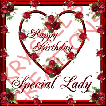 Second Life Marketplace Hbf74 Happy Birthday Special Lady Rezz Me