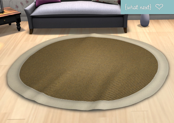 Second Life Marketplace What Next Charlotte Rug