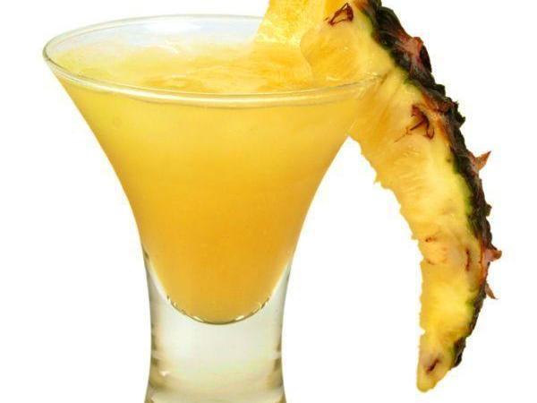 Pineapple Juice Recipe (Annasi Beema)
