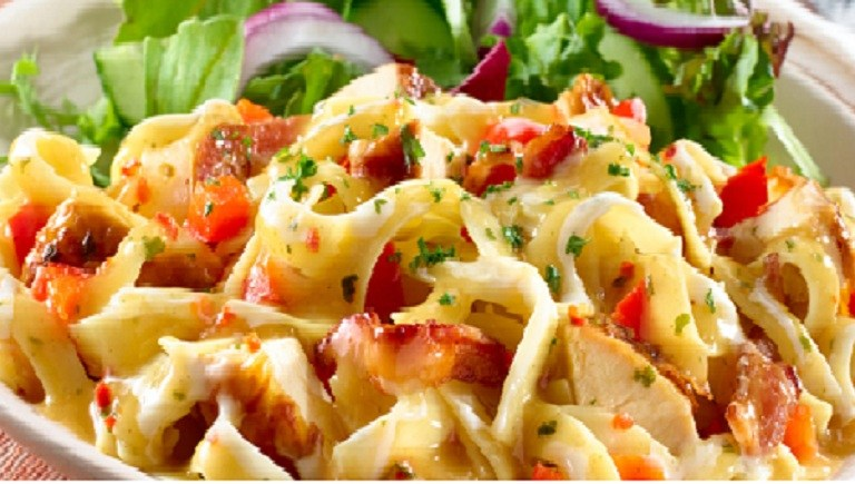 Cheese Pasta Recipe A delicious meal