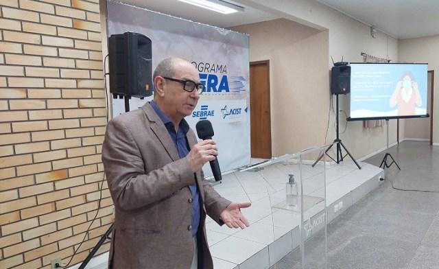 Marco Copetti, gerente regional Sebrae