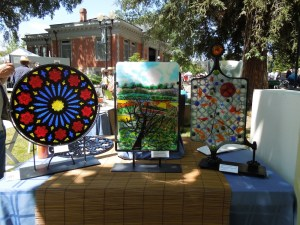 Larry Le Brane's Fused Glass Work