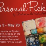 """Announcement of """"Personal Picks"""" Exhibit at Studios on the Park"""