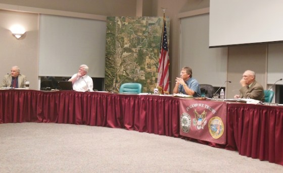 City Council in Session, September 18, 2012