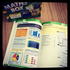 Prim-Ed Maths Box teacher guide.