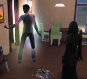 The Grim Reaper gave him another chance since he just got married and had his first baby, Bree.