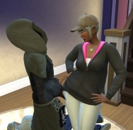 When Ray died, Ariana decided to try to flirt with the Grim Reaper this time. She probably should have stuck to begging.