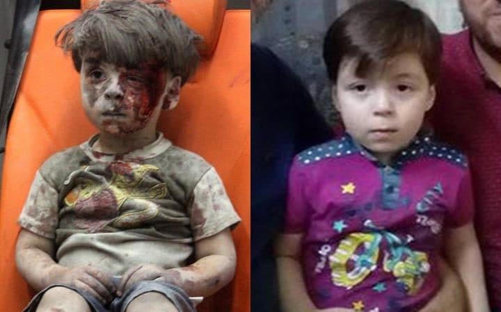 TELEGRAPH: Teroristi v Aleppe zneužili chlapca na propagandu a Západ im naletel