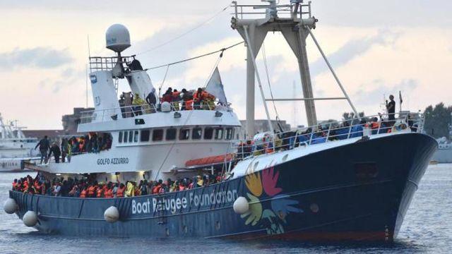 Pašovanie ľudí, terorizmus, drogy – to sú dary Afriky podľa Frontexu a afrických tajných služieb
