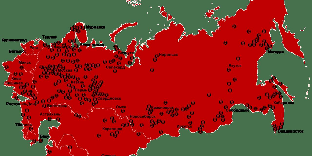 Krátke dejiny ZSSR