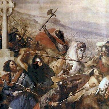 Islam chce odvetu za porážku v Bitke pri Tours islamizáciou územia bitky.