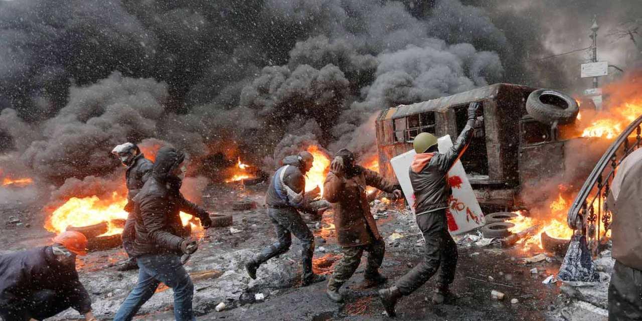 Konstantin Dolgov: Prichystajte sa na Majdan v Rusku