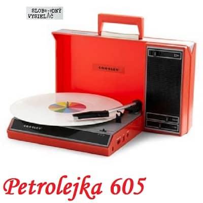 Petrolejka 605