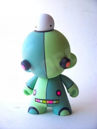 SuperRobotDunnySuitGreen