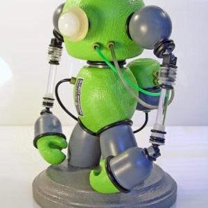 mike slobot_SLOBOT_Mariner02_03_robot art