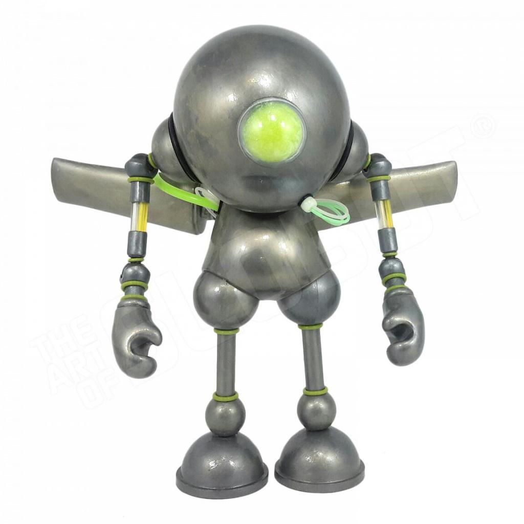Mike Slobot Kidrobot Munny Robot Guardian Angel 01slobots.com